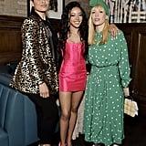 Jordin Sparks, Tinashe, and Natasha Bedingfield at the 2020 Women in Harmony Brunch in LA