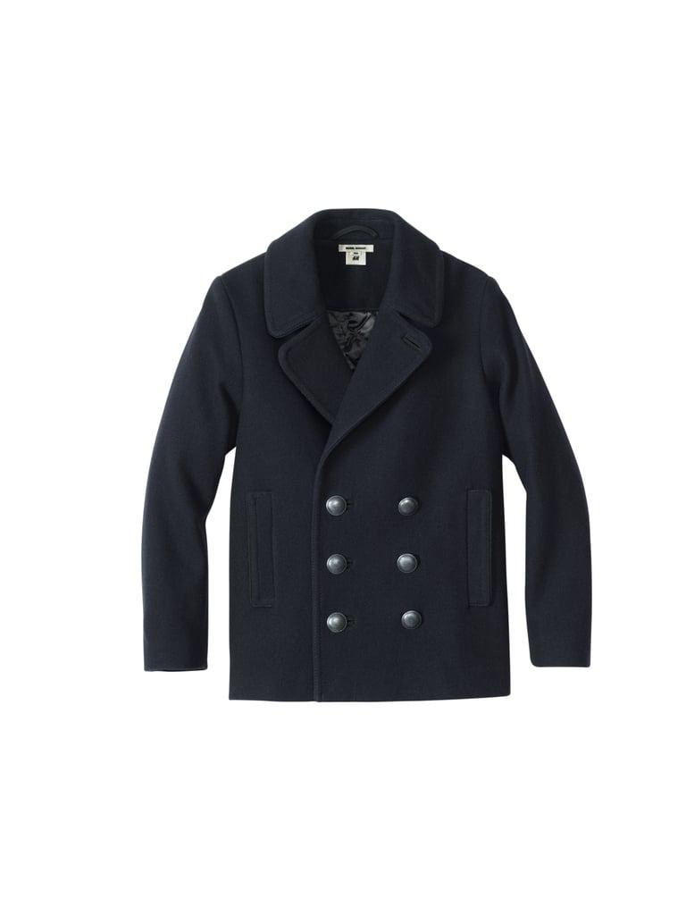 Coat ($80) Photo courtesy of H&M
