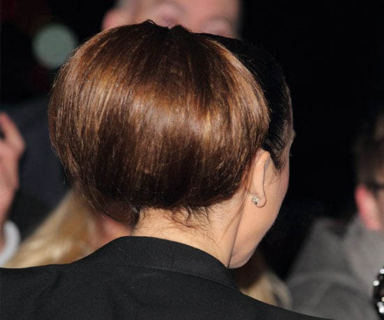 Guess Who's Wearing a Voluminous Chignon?