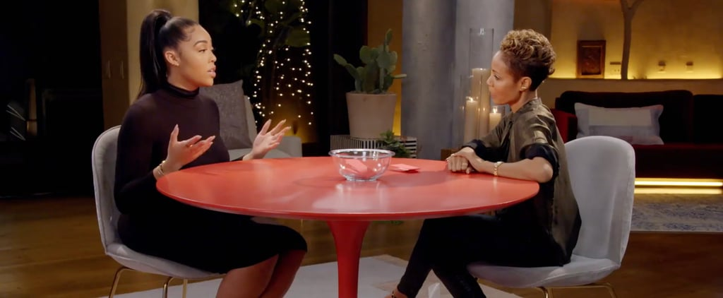 What Did Jordyn Woods Say on Red Table Talk?