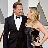 "The two reunited once more when they hit the red carpet together at the 2016 Oscars. Not only did they pose for pictures outside the event, but the actress was close by Leo's side for his first win. Earlier this year, Kate had a completely endearing reason for why she wouldn't be boycotting the show over the lack of diverse nominees telling BBC, ""I feel very strongly that it may possibly be Leo's year. And he is my closest friend in the world, and I just couldn't imagine not being there to support him."""