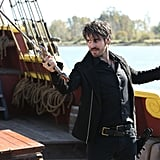 Captain Hook Will Get More of a Backstory