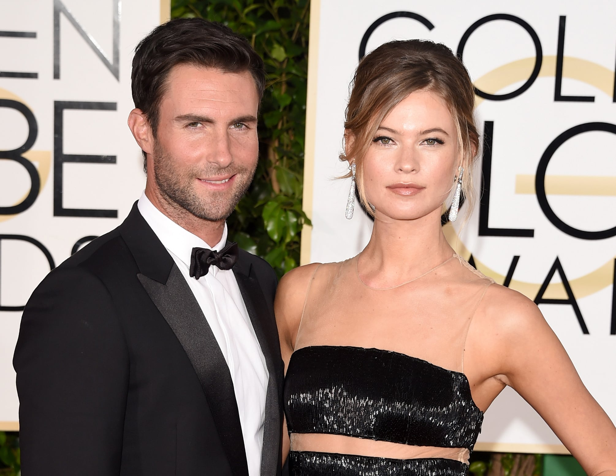 Adam Levine and Behati Prinsloo Welcome Daughter Geo!
