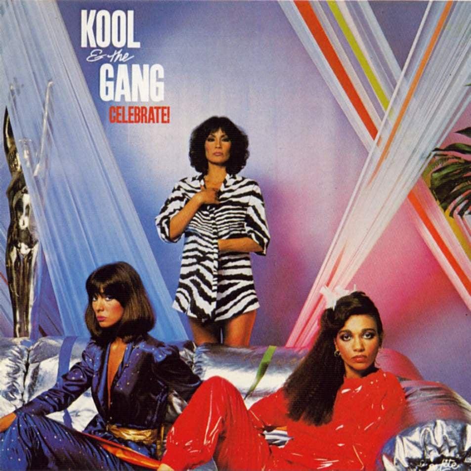 """Celebration"" by Kool & the Gang"