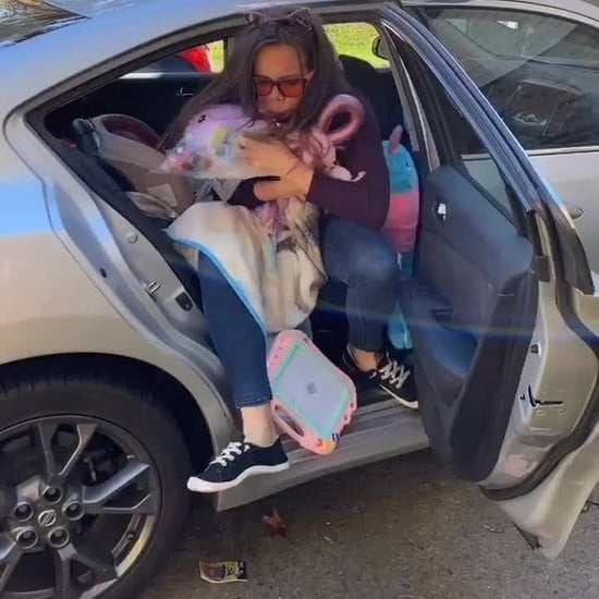 "Heather Parady's ""How Kids Get Out of Cars"" TikTok Videos"