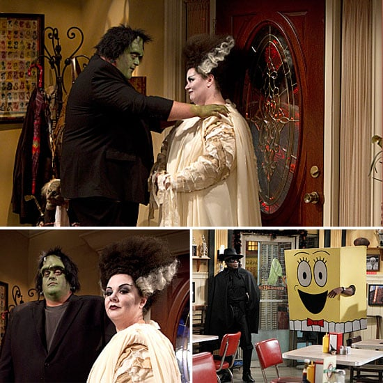 Melissa McCarthy in a Halloween Costume Pictures