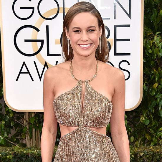 Brie Larson Reacts to Oscar Nomination 2016