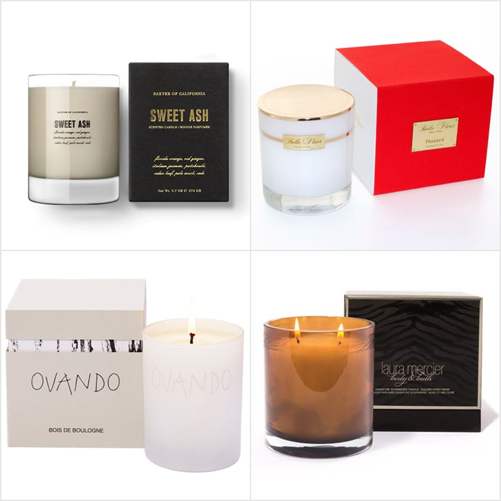 Pretty Holiday Candles 2014