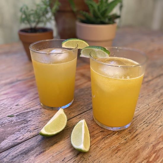 Turmeric Gin and Ginger Cocktail Recipe