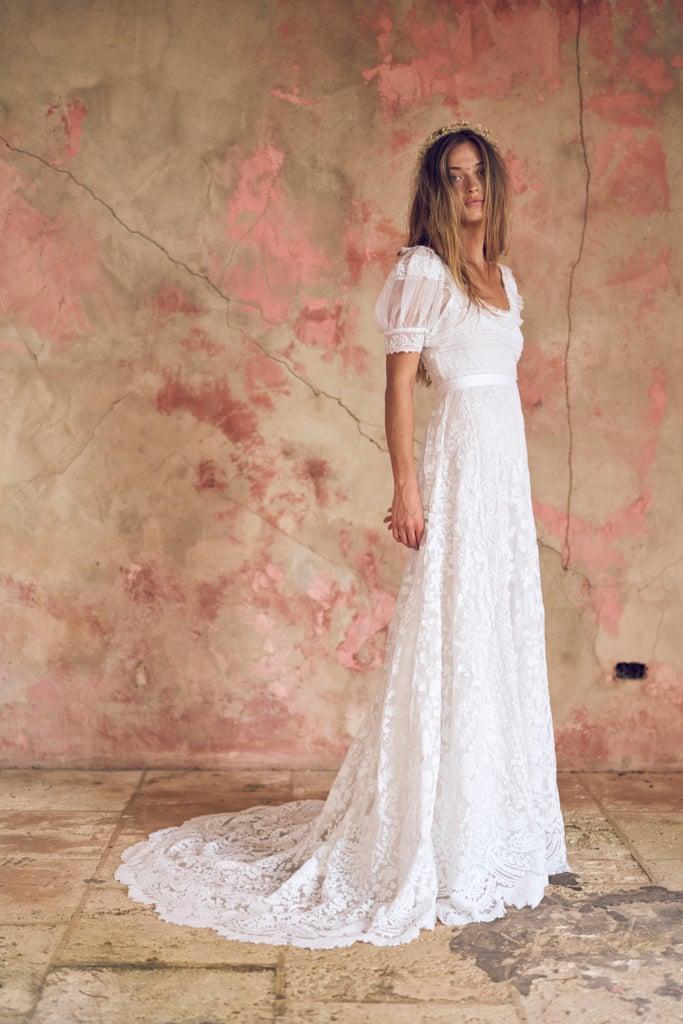 LoveShackFancy Viviana Dress