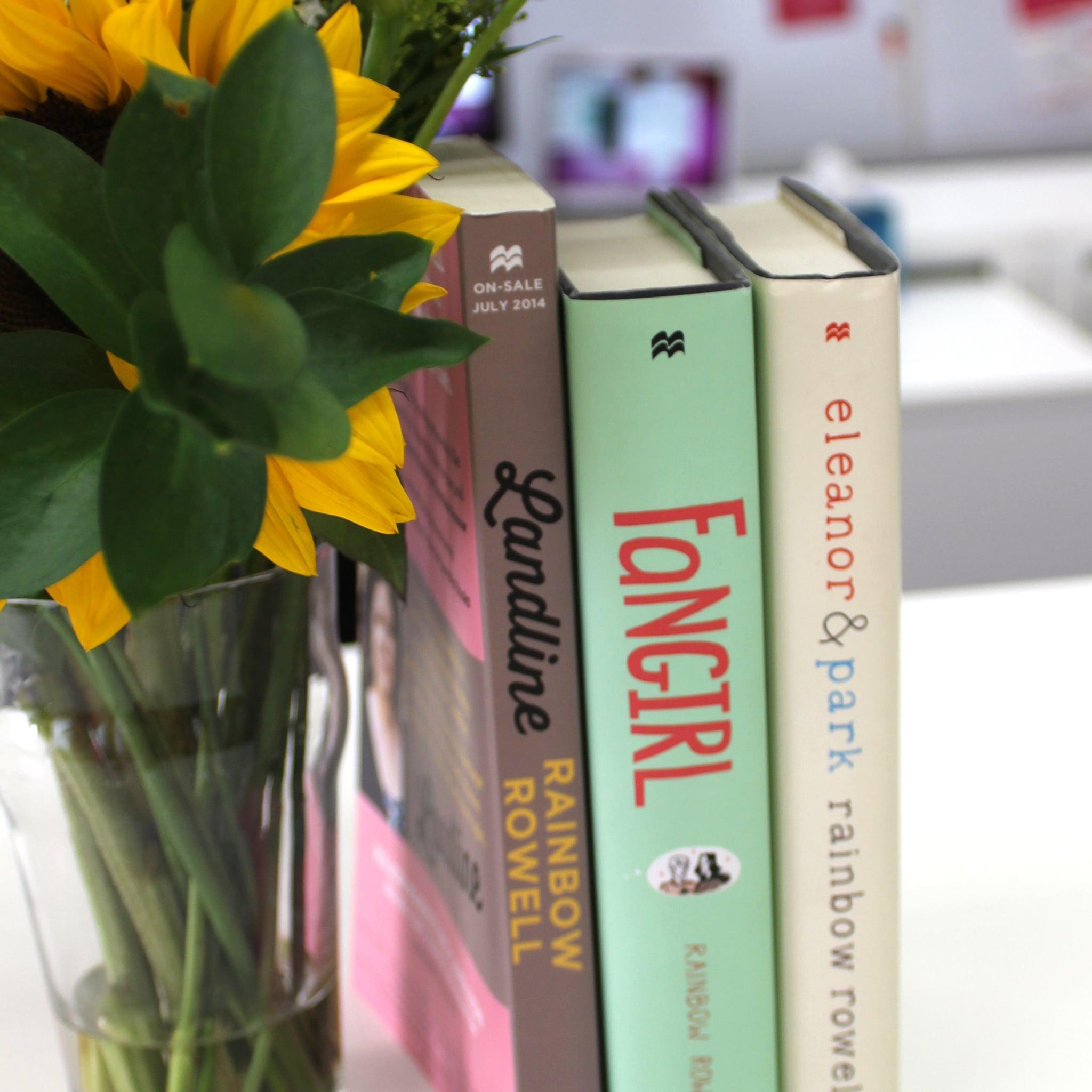 Resultado de imagen para rainbow rowell books