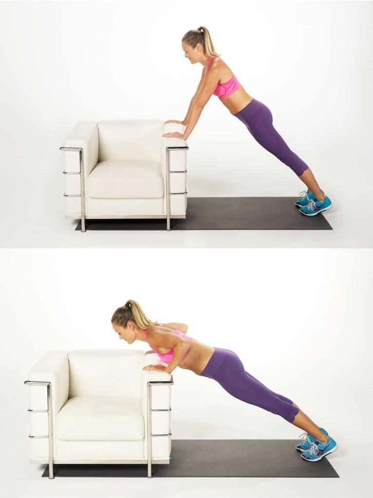Press, Pull, Shoulder, and Core Warmups