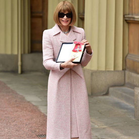 Anna Wintour Receives Honour From Queen Elizabeth II