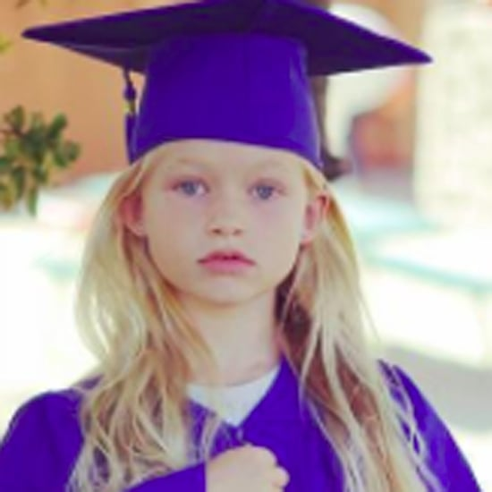 Jessica Simpson's Daughter Graduates Preschool Picture 2017
