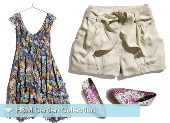 Photos of H&M's Garden Spring Collection of Sustainable Fashion