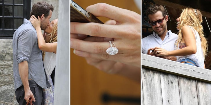 Blake Lively's Wedding and Engagement Ring | POPSUGAR ...
