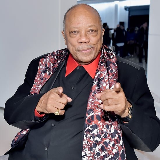 Quincy Jones Apologizes For Interviews February 2018
