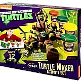Cra-Z-art Ninja Turtles Dough Set