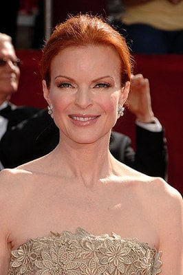Marcia Cross at 2008 Emmys: Hair and Makeup Poll