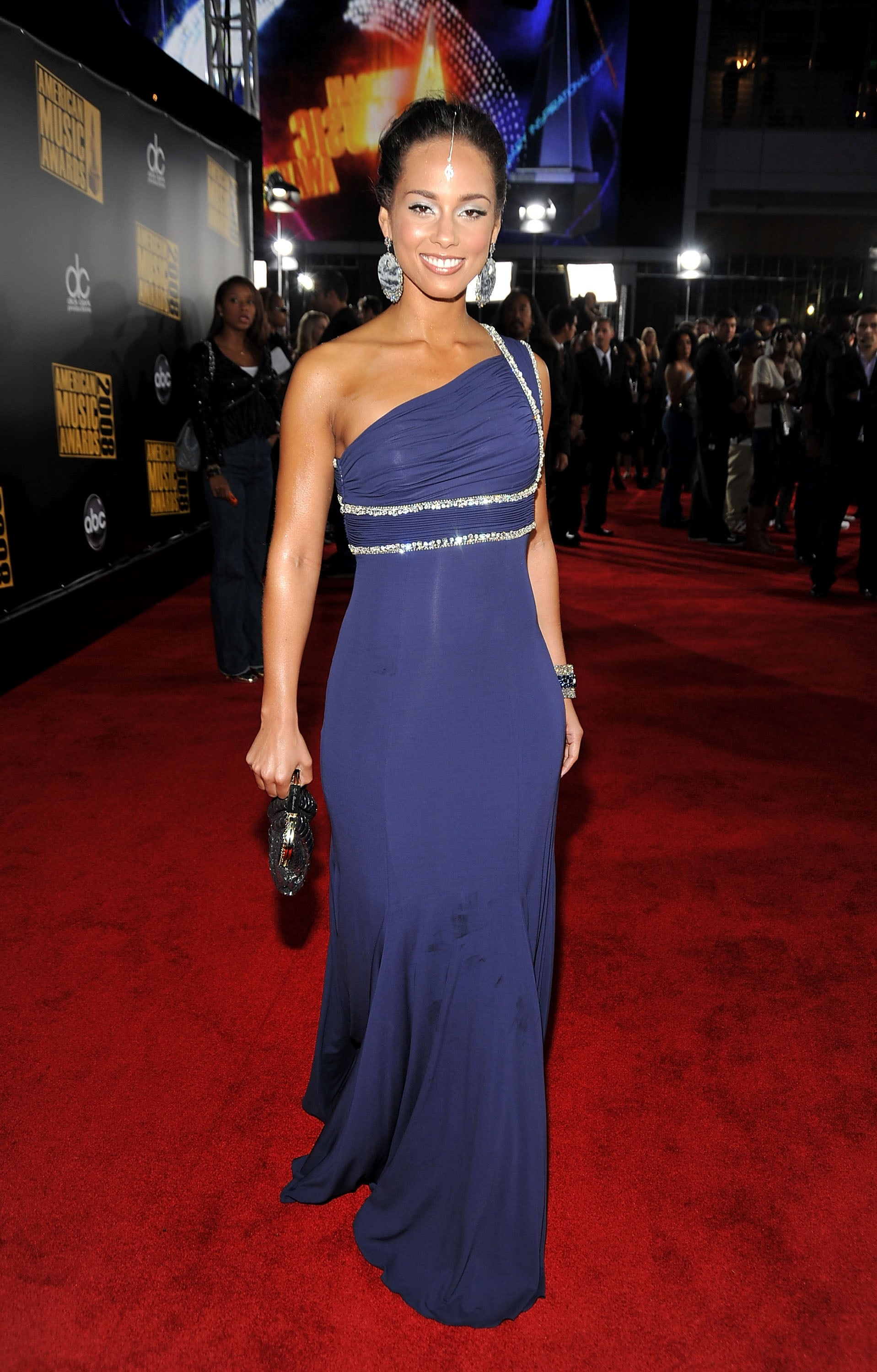 red carpet photos of american music awards including