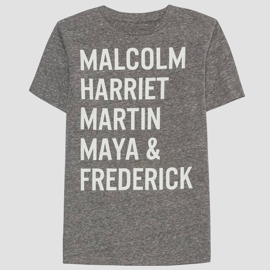 2c521bac Target Shirts For Kids Celebrating Black History Month   POPSUGAR Family