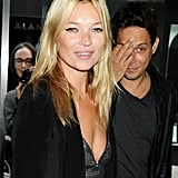 Tan Kate Moss and Jamie Hince.