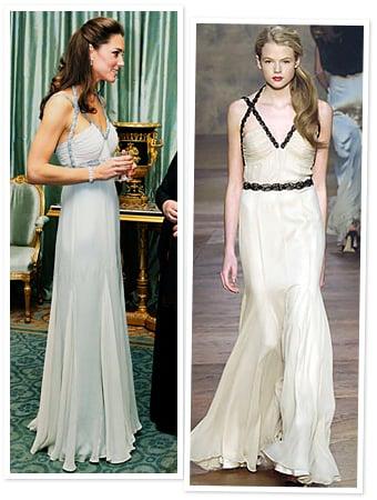 Kate Middleton's Dress: Amanda Wakeley!