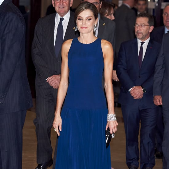 Queen Letizia of Spain's Best Outfits in 2017