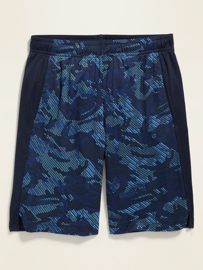 Old Navy Go-Dry Printed Shorts