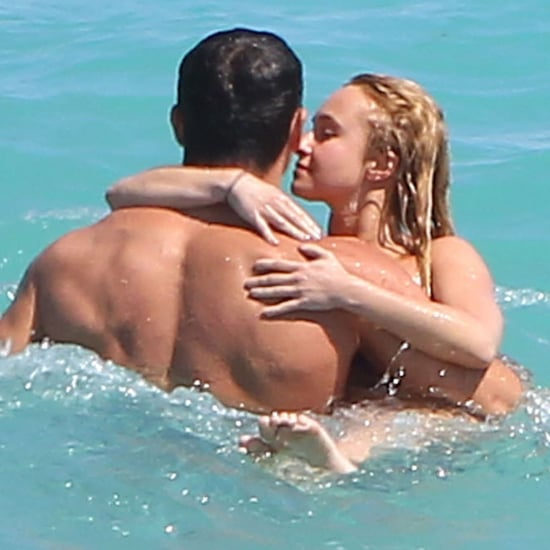 Hayden Panettiere Bikini Pictures With Boyfriend in Miami