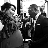 Pictured: Chrissy Metz and Sterling K. Brown