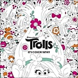 Trolls Coloring Book