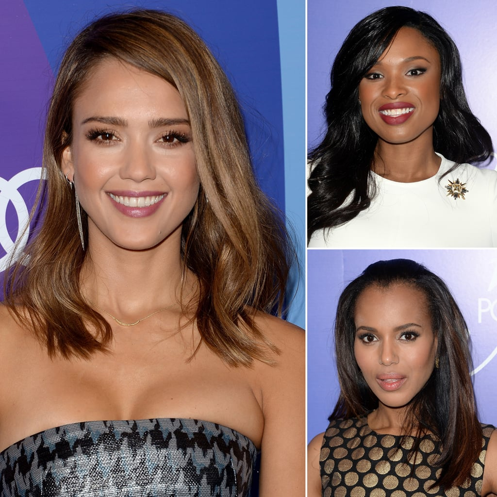Celebrity Beauty at Variety's Power of Women Event