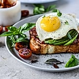 Bacon and Eggs Avocado Toast
