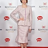 Coco Rocha at Moet & Chandon's toast of the 139th Kentucky Derby.