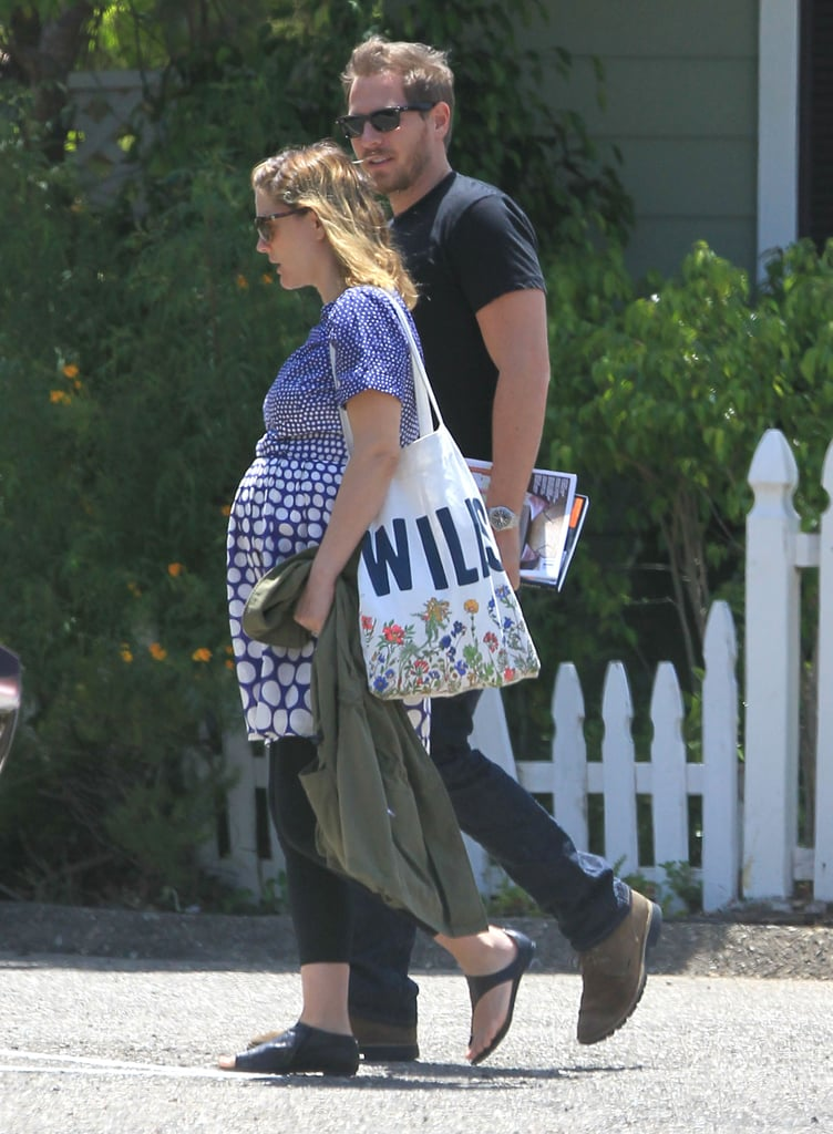 Drew Barrymore and Will Kopelman were out and about together on their honeymoon in Montecito.