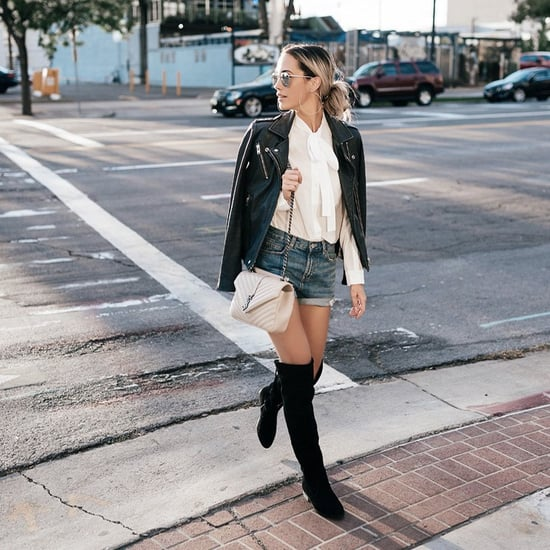 Chic Over-the-Knee Boots Under 150