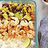 Shrimp Meal Prep Bowls