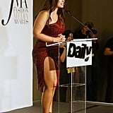 Ashley Graham's Sheer Dress Is Almost as Intoxicating as Her Confidence