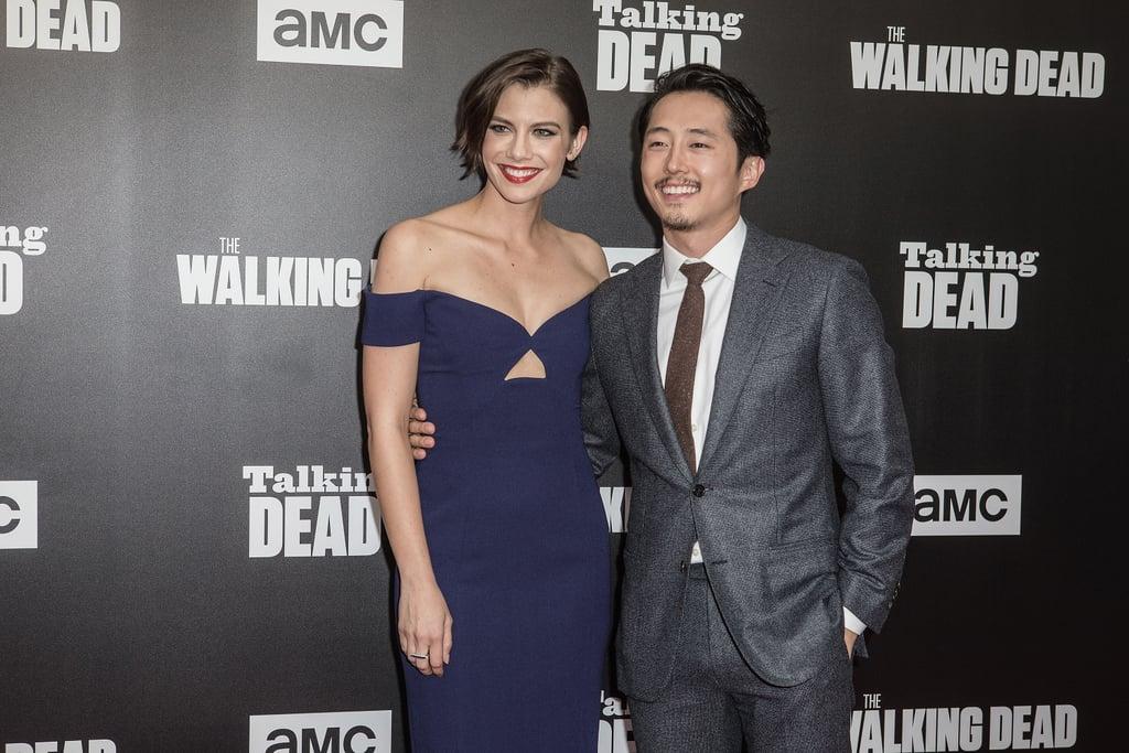 The Walking Dead Cast at Season 7 Premiere 2016
