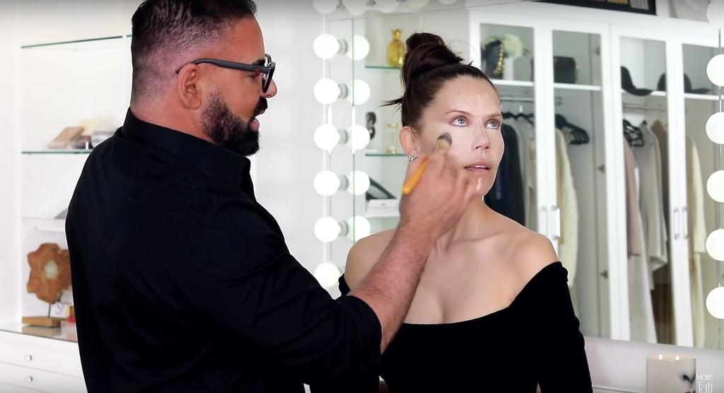 Scott Barnes Makeup Tutorial
