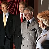 In 2007, Madame Tussauds had Camilla, Duchess of Cornwall, join William and his brother and father.