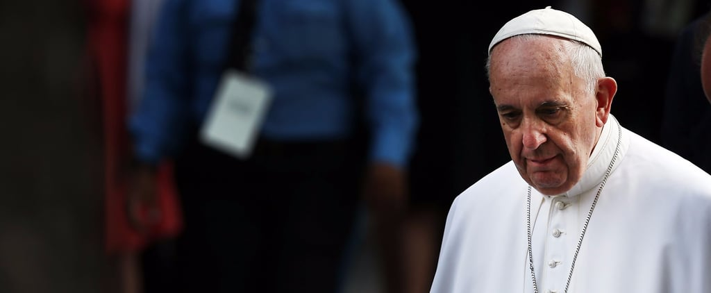 """Pope Francis Urges World to Accept Immigrants and """"Discarded People"""" in TED Talk"""