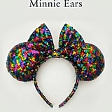 """These Sparkly Minnie Ears Will Have You Screaming """"I Want Them All"""""""