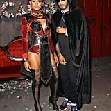 Pictured: Ciara and Swizz Beatz