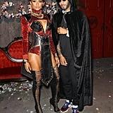 Pictured: Ciara and Swizz Beatz