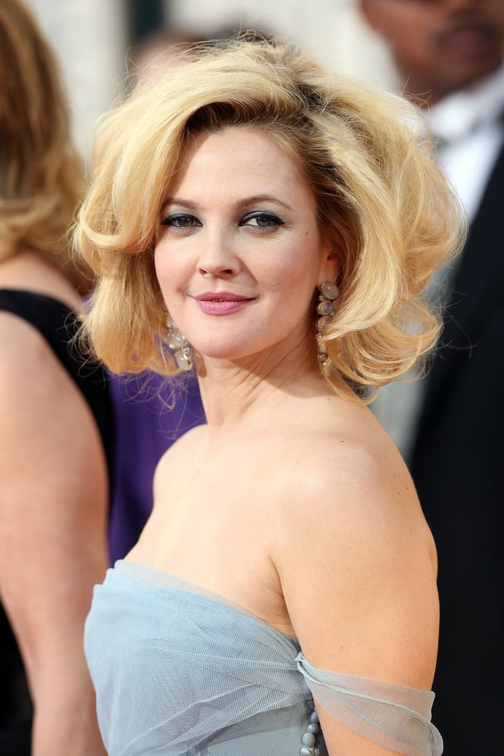 January 2009 Drew Barrymore S Best Hair And Makeup