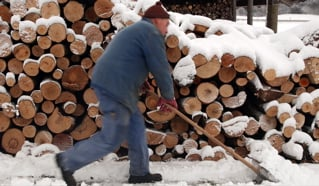 Have You Ever Chopped Firewood?