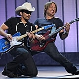 2008 — Brad Paisley and Kieth Urban