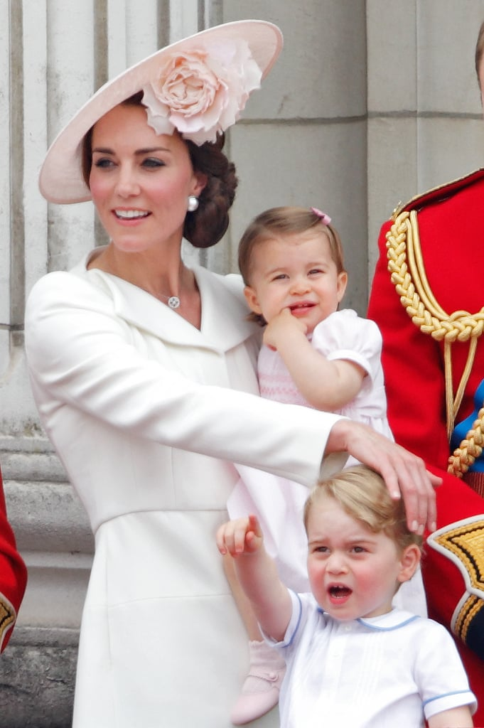 "While George has been described by his father as ""a little monkey,"" his younger sister is ""ladylike,"" so it looks like the dynamic between these two siblings will be somewhat different to that of their dad, William, and uncle Harry."